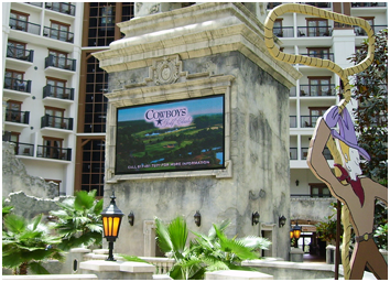 Digital Signage becomes a reality